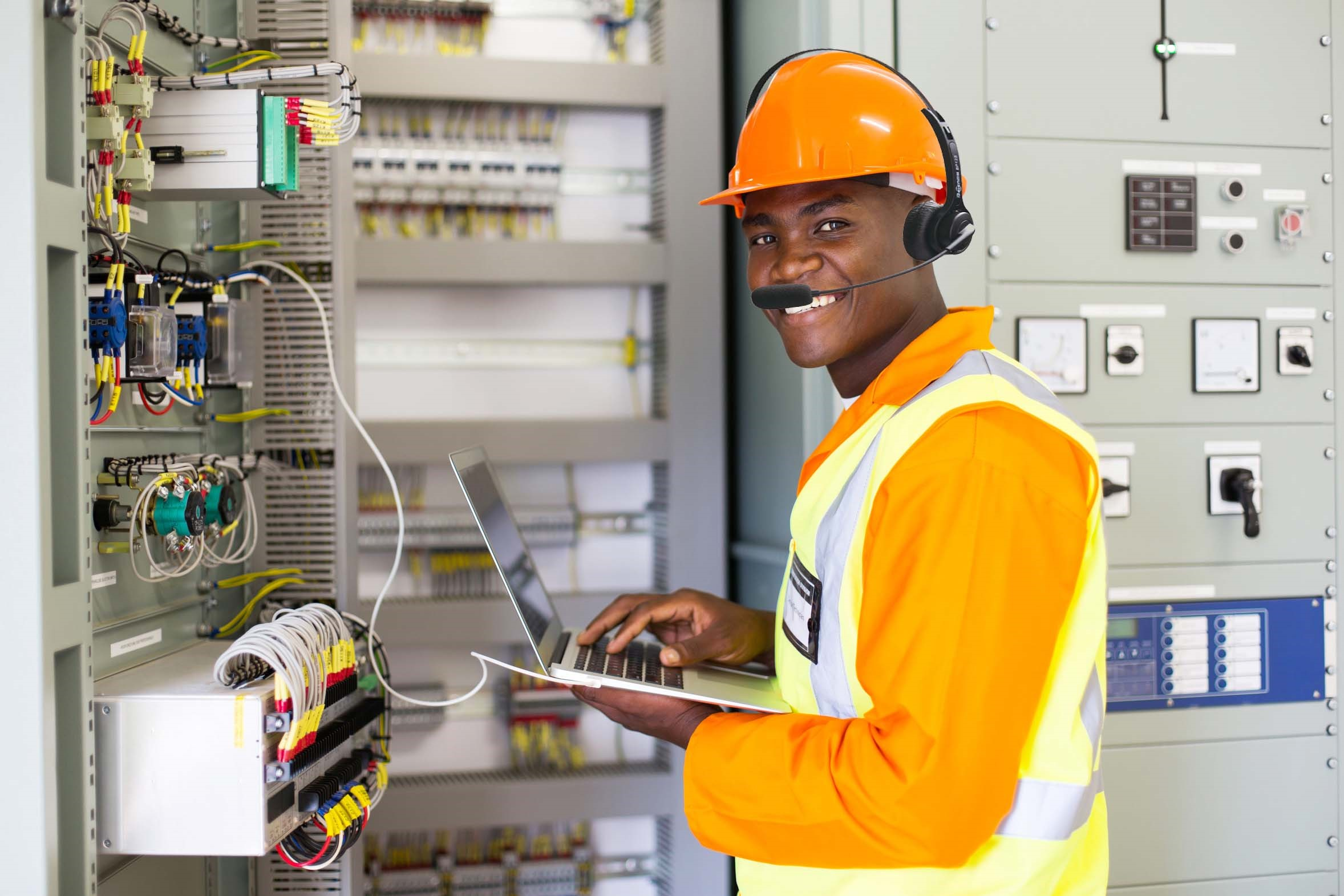 Maintenance technician who works with VOGOF